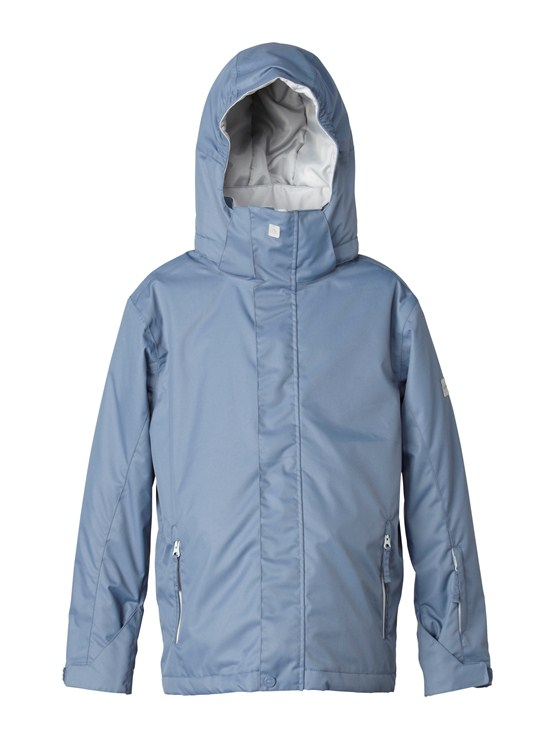 BMP0Edge  0K Youth Jacket by Quiksilver - FRT1