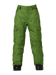 GRG0Porter  0K Youth Pants by Quiksilver - FRT1