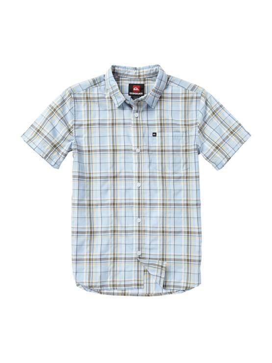 BFG0Boys 8- 6 Mountain And Wave Shirt by Quiksilver - FRT1