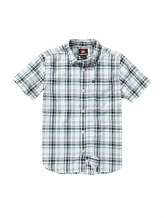 BLK0Boys 2-7 Gravy All Over T-Shirt by Quiksilver - FRT1