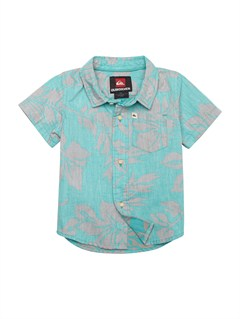 BLK6Baby Barracuda Cay Shirt by Quiksilver - FRT1