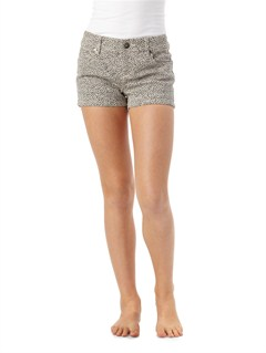 SEZ6Girls 7- 4 Lisy Patch Short by Roxy - FRT1