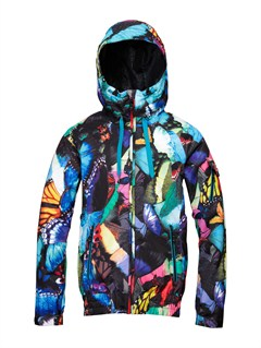 MKZ3Torah Bright Fresh Fleece Hoodie by Roxy - FRT1