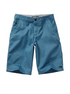 SGYBOYS 8- 6 GAMMA GAMMA WALK SHORTS by Quiksilver - FRT1