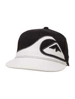 BLKBasher Hat by Quiksilver - FRT1