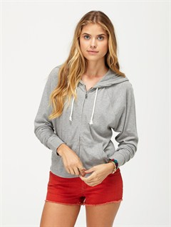 PEWGlacial 2 Zip Up Hooded Fleece by Roxy - FRT1