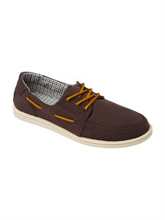 BRNEmerson Vulc Canvas Shoe by Quiksilver - FRT1