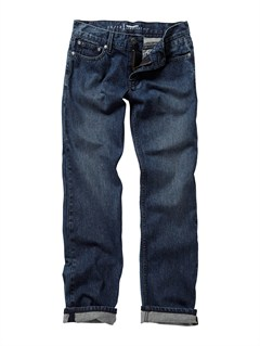 BFF0Boys 8- 6 Distortion Jeans by Quiksilver - FRT1