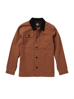 CQF0Boys 8- 6 Byron Jacket by Quiksilver - FRT1