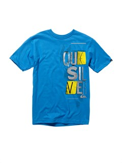 BQC0Boys 8- 6 For The Bird T-Shirt by Quiksilver - FRT1