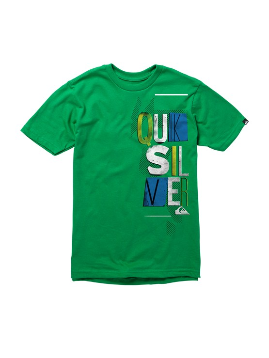 GRJ0Boys 2-7 Crash Course T-Shirt by Quiksilver - FRT1
