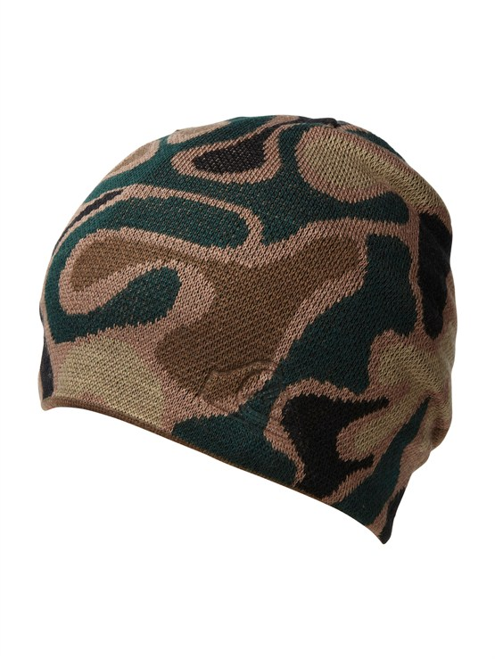 GRA0Baby Mountain and the Wave Hat by Quiksilver - FRT1