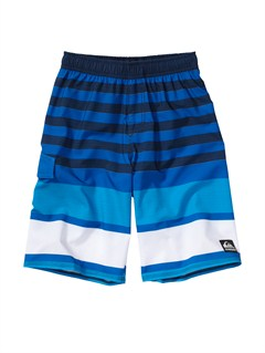 BQR3Boys 2-7 Talkabout Volley Shorts by Quiksilver - FRT1