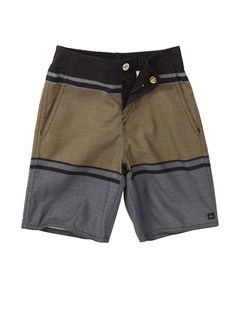 KPG6Boys 2-7 Clean And Mean Boardshorts by Quiksilver - FRT1