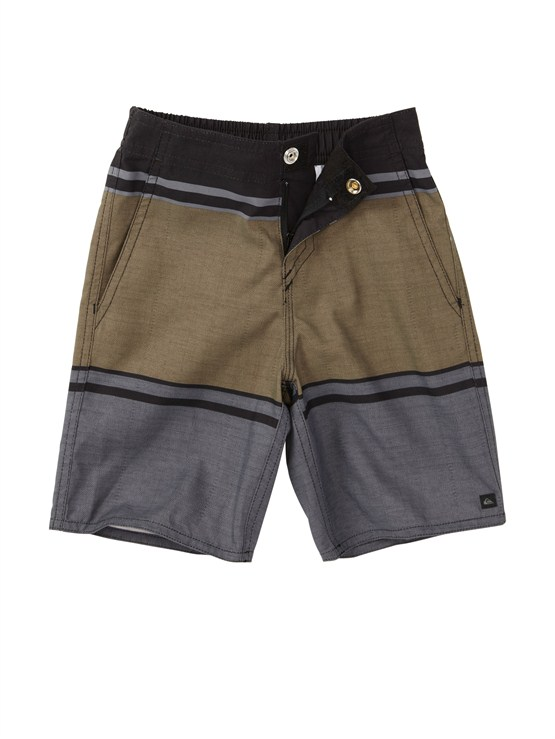 KPG6Boys 2-7 Detroit Shorts by Quiksilver - FRT1