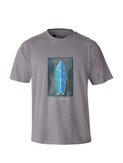 KRPHMen s Indicators T-Shirt by Quiksilver - FRT1