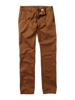 CQF0Class Act Chino Pants  32  Inseam by Quiksilver - FRT1