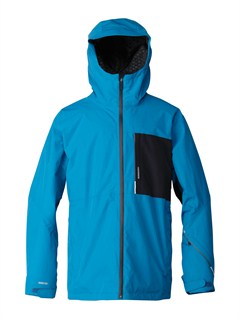 BRJ0Lone Pine 20K Insulated Jacket by Quiksilver - FRT1