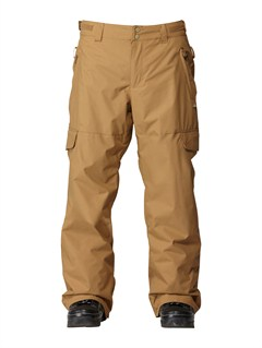 CNK0Dark And Stormy  5K Shell Pants by Quiksilver - FRT1