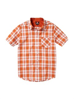 ORGTube Prison Short Sleeve Shirt by Quiksilver - FRT1