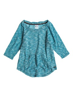 BRW6Girls 7- 4 Believe Printed B Sweater by Roxy - FRT1