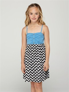 SCUGirls 7- 4 Summer Stunner Dress by Roxy - FRT1
