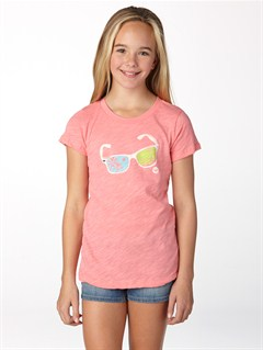 MKL0Girls 7- 4 Anchored Baseball Tee by Roxy - FRT1