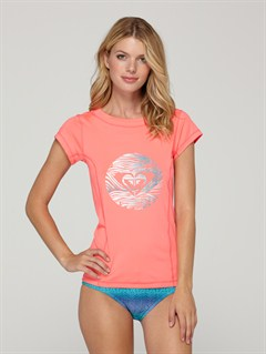 MLNBasically Roxy SS Rashguard by Roxy - FRT1