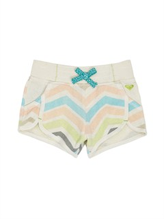 WBS0Girls 2-6 Lisy Embellished Shorts by Roxy - FRT1