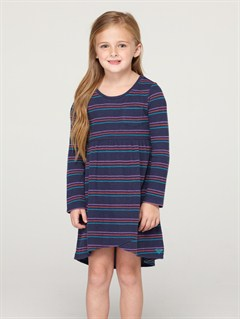 BTN3Girls 2-6 Deep Thoughts Dress by Roxy - FRT1