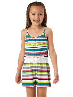 GRL3Girls 2-6 Scout Romper by Roxy - FRT1