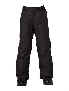 BLKPorter  0K Youth Pants by Quiksilver - FRT1
