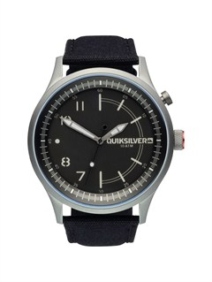 GUNAdmiral Leather Watch by Quiksilver - FRT1