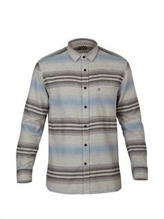 SJJ3Big Bury Long Sleeve Shirt by Quiksilver - FRT1