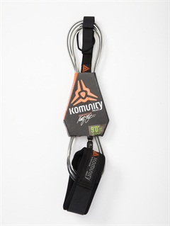 BLKKomunity Cord 7' Leash by Quiksilver - FRT1