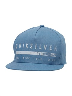 BLVBoys 8- 6 Boards Trucker Hat by Quiksilver - FRT1