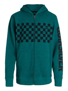 BQJHBoys 8- 6 Checker Hoody by Quiksilver - FRT1