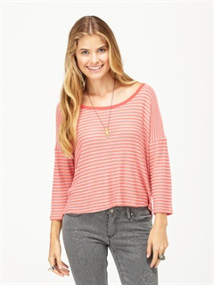 CAUSpring Fling Long Sleeve Top by Roxy - FRT1