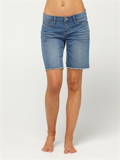 NYOBlaze Embroidered Cut Offs Jean Shorts by Roxy - FRT1
