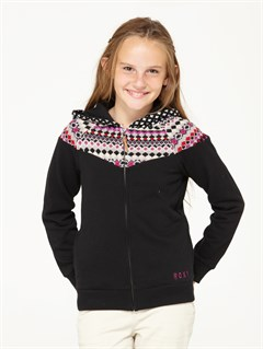 BLKGirls 7- 4 Cold Day Hoodie by Roxy - FRT1