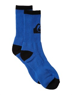 BQR0Boys 8- 6 District 3 Pack Socks by Quiksilver - FRT1
