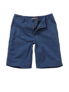 BRQ0Boys 8- 6 Downtown Shorts by Quiksilver - FRT1