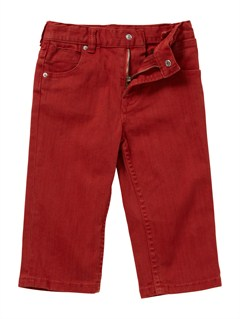 RQS0Baby Distortion Jeans by Quiksilver - FRT1