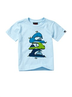 SBUBaby Big Shred T-Shirt by Quiksilver - FRT1