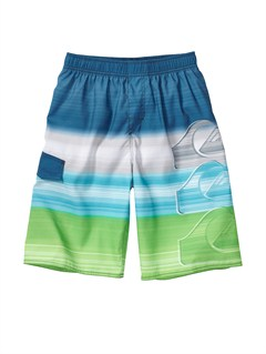 GKJ6Boys 2-7 Talkabout Volley Shorts by Quiksilver - FRT1