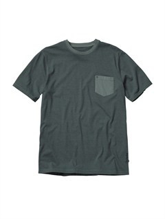 KSA0Men s Clear Days Short Sleeve Shirt by Quiksilver - FRT1