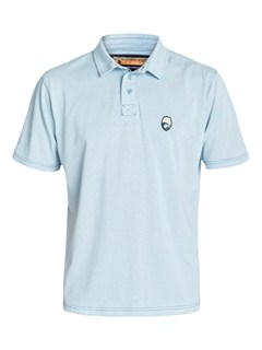 BFG0Sand Trap Polo Shirt by Quiksilver - FRT1