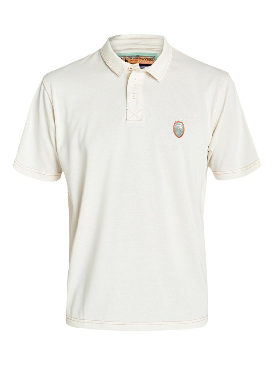 WCC0Men s Aganoa Bay Short Sleeve Shirt by Quiksilver - FRT1