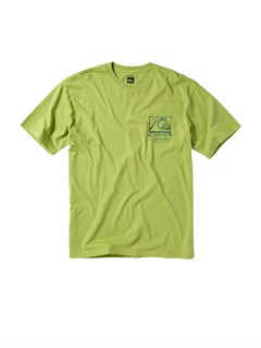 GLV0Men s Channel T-Shirt by Quiksilver - FRT1