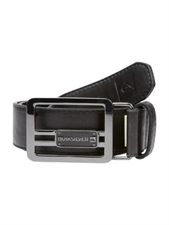 BLK 0th Street Belt by Quiksilver - FRT1